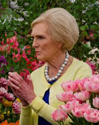 The lovely Mary Berry