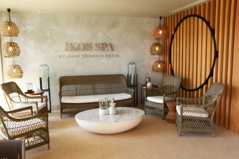 Ikos Spa by Anne Semonin Paris