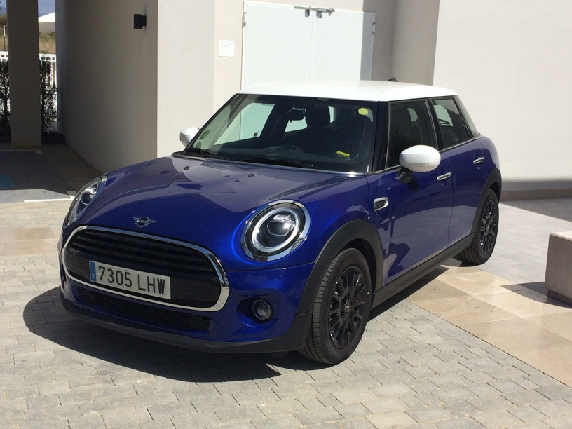Visit the region with a Mini for free