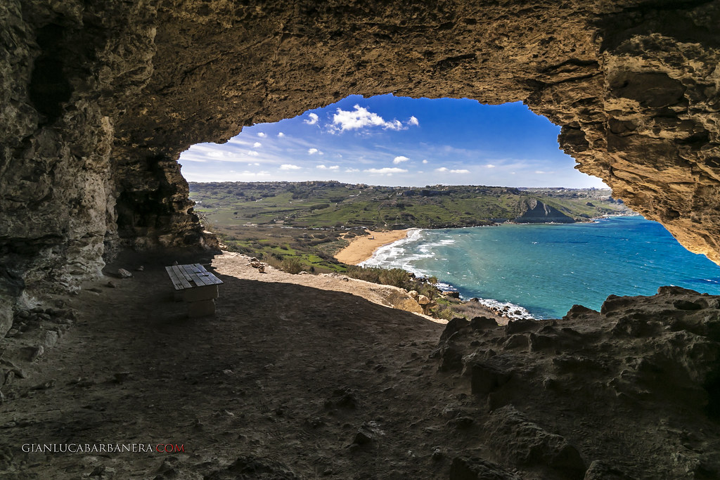 MalDia The mythical Calypsos Cave in Gozo