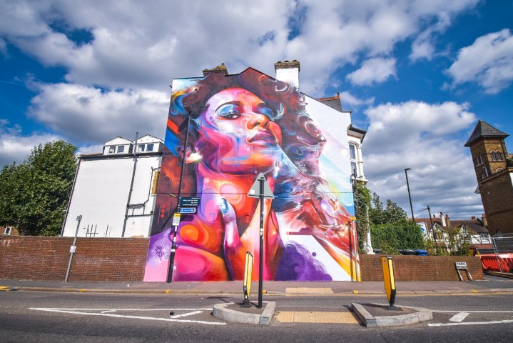 Pic Mural by Mr Cenz