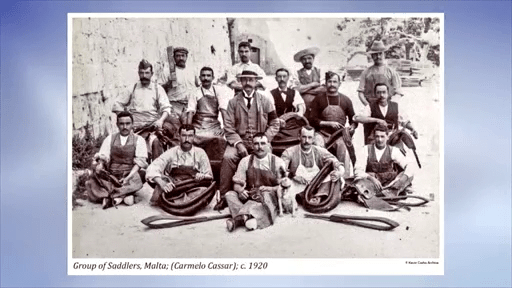 MalDia-06-22-07-20-Group-of-horse-saddlers-1920