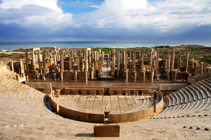 4.-The-theatre-with-its-colonnaded-stage.