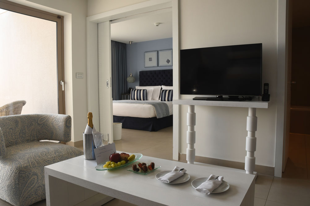 8-Our-stylish-Deluxe-suite-at-Ikos-Olivia