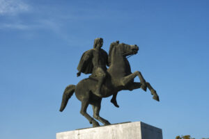 14-Equestrian-statue-of-Alexander-the-Great
