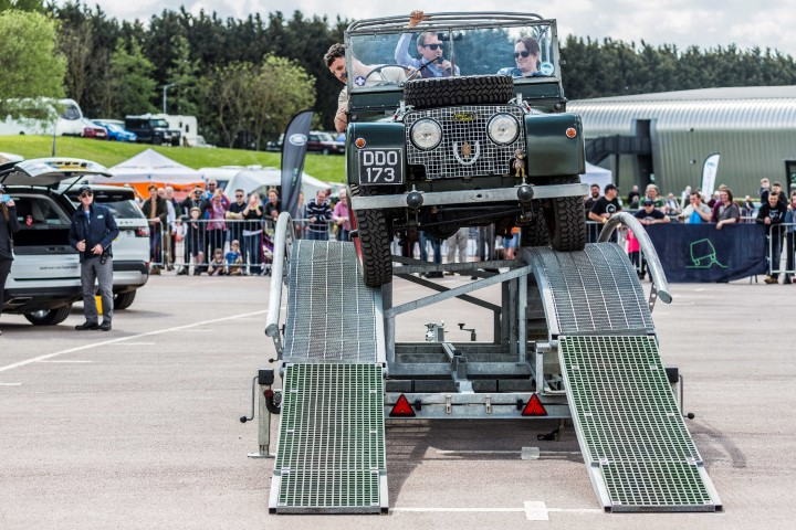 Pic-2.-Land-Rover-Show-at-the-British-Motor-Museum-pre-Covid
