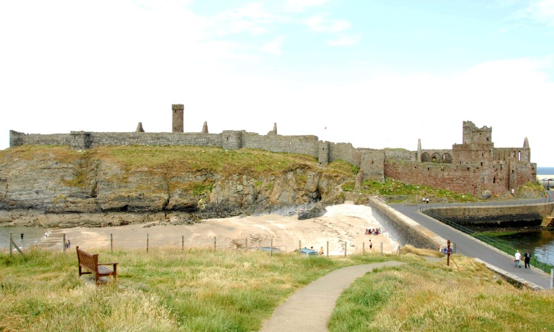 Pic-1.-Peel-Castle-Isle-of-Man.-Pic-by-Rob-Tysall