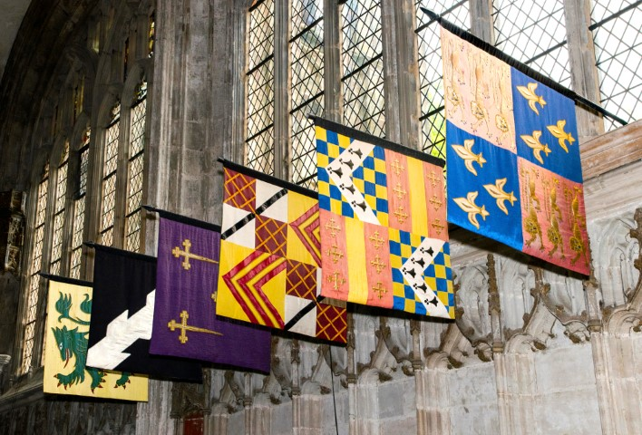 Pic-5.-Some-of-the-regimental-flags.-Photo-by-Rob-Tysall-1
