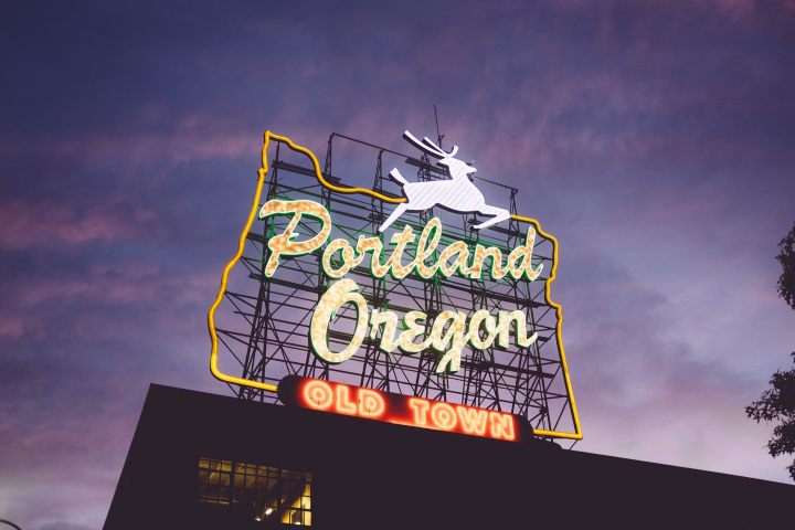 Portland-Old-Town-Sign