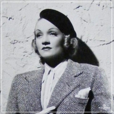 4.-The-Beret_Marlene-Dietrich-Actress-and-Singer