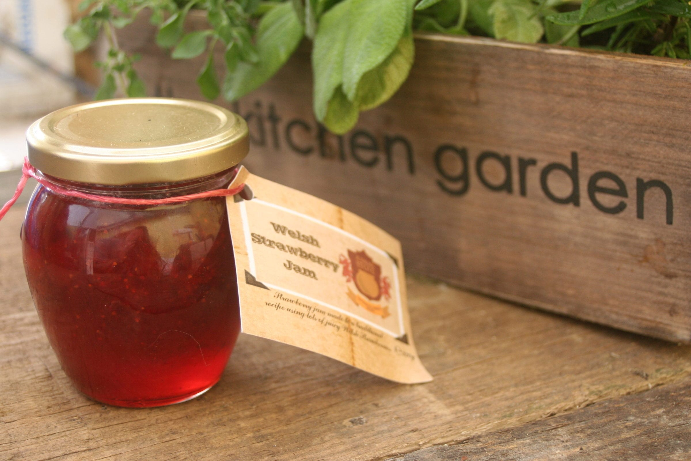 Welsh Strawberry Jam (1)