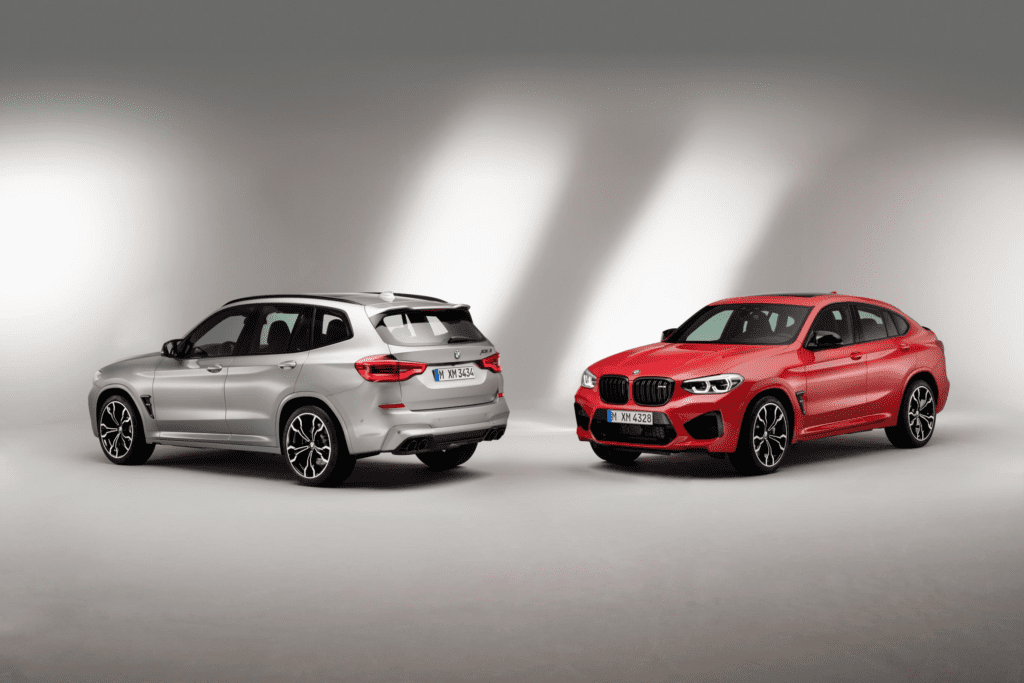 BMW X and X M