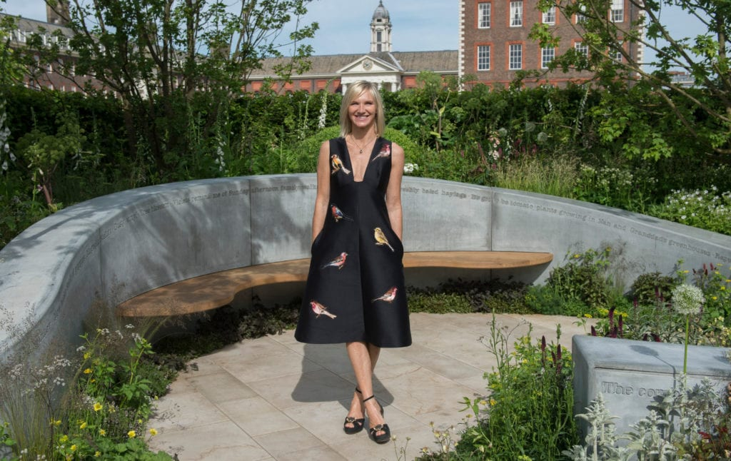 Pic Jo Whiley will be at RHS Malvern Photo courtesy of Hannah McKay