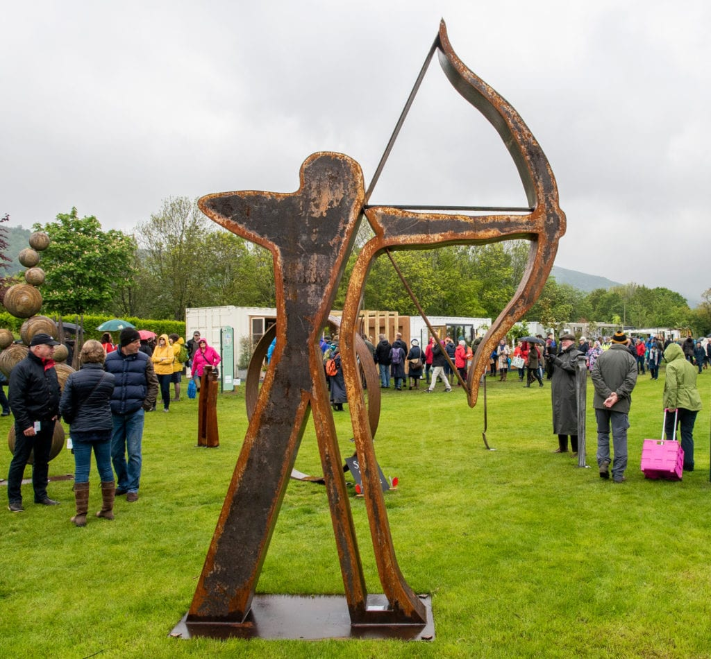 Pic So much to see and enjoy at the RHS Malvern Spring Show
