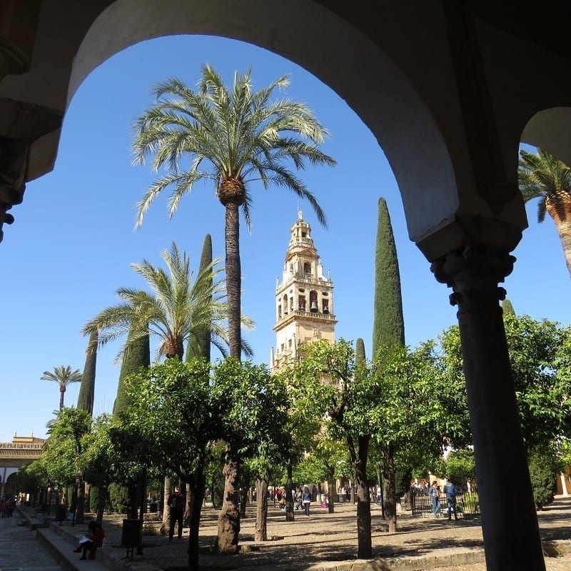 The Mezquita Tower