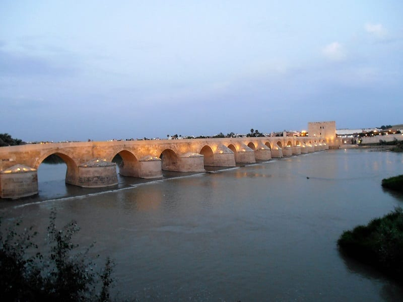 The Roman Bridrge Cordoba